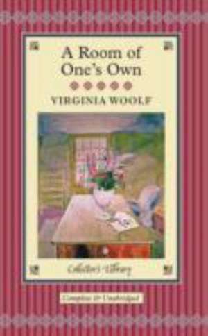 Woolf, V: Room of One's Own