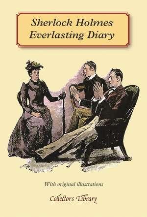 Sherlock Holmes Everlasting Diary de Rosemary Gray