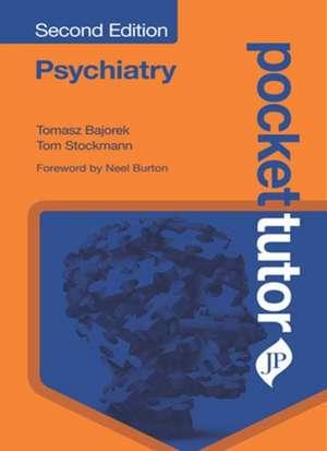Pocket Tutor Psychiatry: Second Edition de Tomasz Bajorek