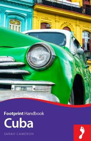 Cuba Handbook:  Peaks & Valleys of a Passionate Relationship Expressed Through Poetry de Sarah Cameron
