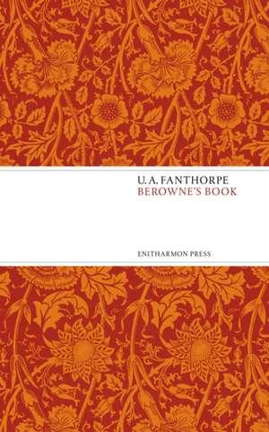 Berowne's Book de U. A. Fanthorpe