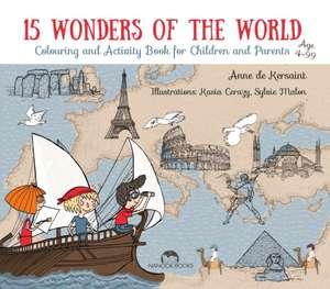 15 Wonders of the World