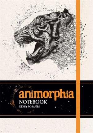 Animorphia Notebook
