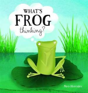 What's Frog Thinking?