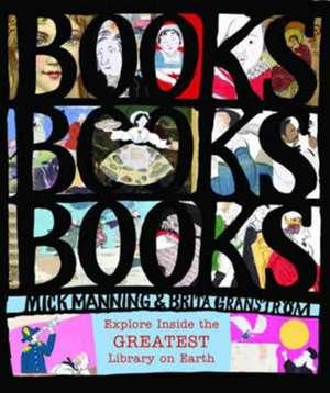 Manning, M: Books! Books! Books!