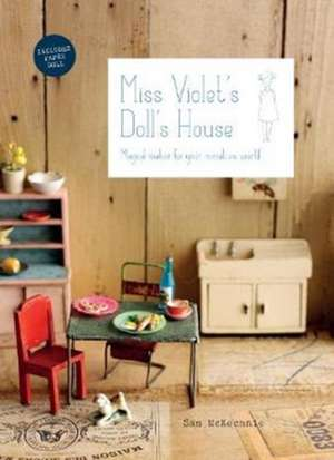 McKechnie, S: Miss Violet's Doll's House imagine