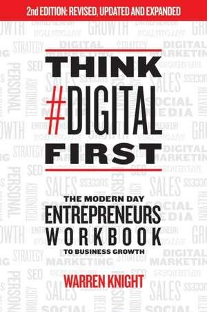 Think #Digital First de Warren Knight
