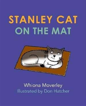 Stanley Cat on the Mat imagine