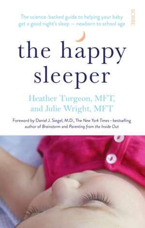 The Happy Sleeper de Heather Turgeon