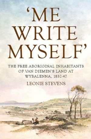 Me Write Myself imagine