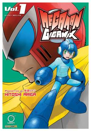 Mega Man Gigamix Volume 1 de Hitoshi Ariga