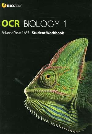OCR Biology 1 A-Level/AS Student Workbook