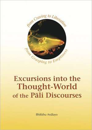 Excursions Into the Thought-World of the Pali Discourses:  The In-Depth Systemics Treatment of Mental-Somatic Models de Bhikkhu Analayo