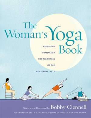 The Woman's Yoga Book imagine