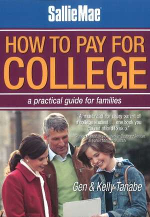 Sallie Mae How to Pay for College imagine