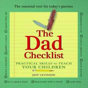 Dad Checklist, 2nd Edition