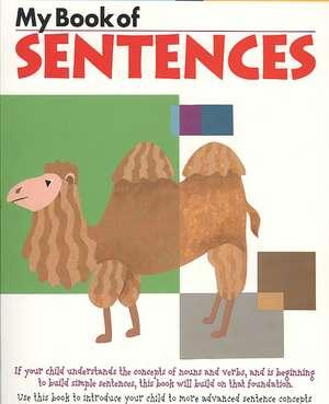 My Book of Sentences
