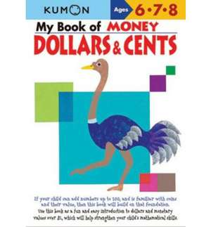 My Book of Money Dollars & Cents
