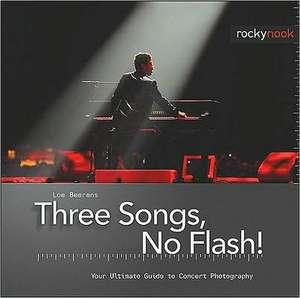 Three Songs, No Flash! de Loe Beerens