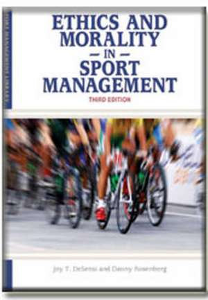Ethics & Morality in Sport Management
