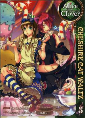 Alice In The Country Of Clover  Volume 3