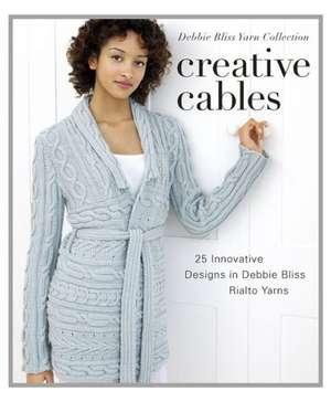 Creative Cables de Debbie Bliss