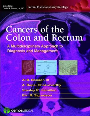 Cancers of the Colon and Rectum