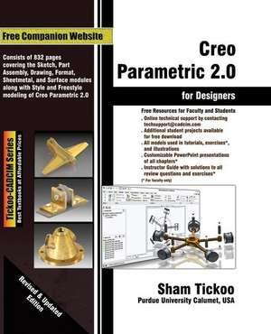 Creo Parametric 2.0 for Designers