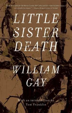 Little Sister Death de William Gay