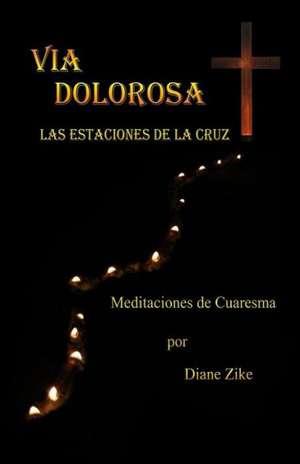 Via Dolorosa:  Las Estaciones de La Cruz de Diane Zike