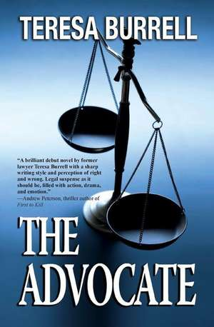 The Advocate:  The Tans Collection, Volume III de Teresa Burrell