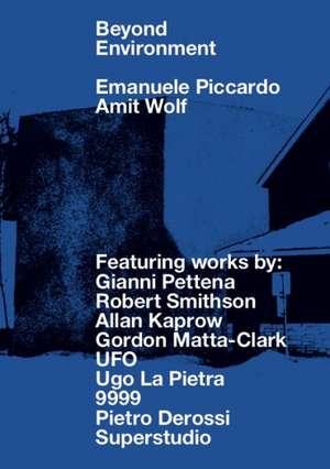 Beyond Environment de Emanuele Piccardo