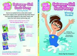 Swimmer Girl Suzi's Story