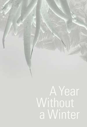 A Year Without a Winter de Dehlia Hannah
