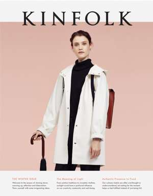 Kinfolk- The Winter Issue de Kinfolk