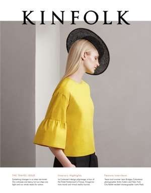 Kinfolk- The Travel Issue