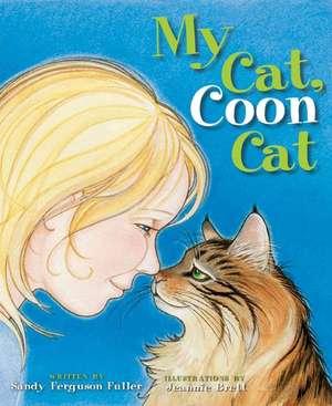 My Cat, Coon Cat de Sandy Ferguson Fuller