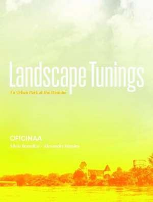 Landscape Tunings de Silvia Benedito