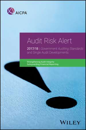 Audit Risk Alert
