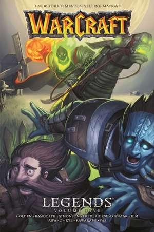 Warcraft: Legends Vol. 5