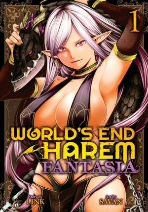 World's End Harem: Fantasia, Vol. 1 de LINK
