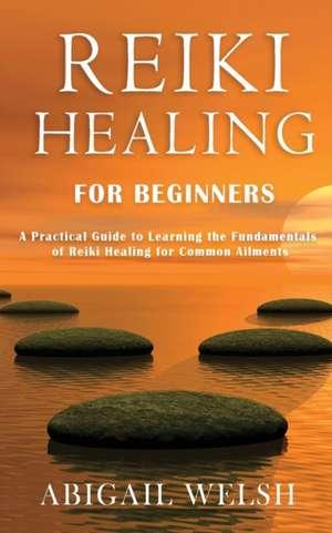 Reiki Healing for Beginners de Abigail Welsh