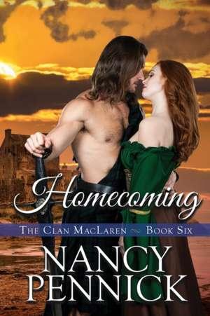 Homecoming: A Scottish Historical Romance de Nancy Pennick