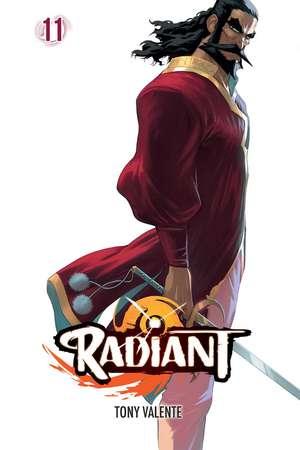 Radiant, Vol. 11 de Tony Valente
