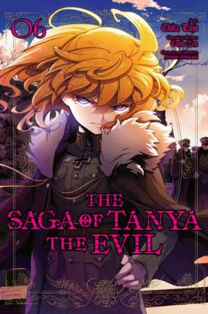 The Saga of Tanya the Evil, Vol. 6 (manga) de Carlo Zen