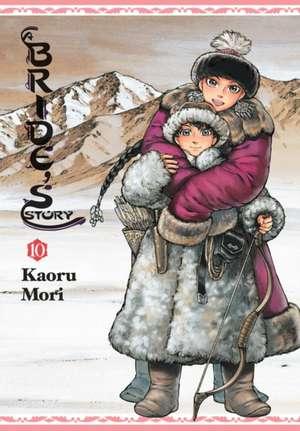 A Bride's Story, Vol. 10 de Kaoru Mori