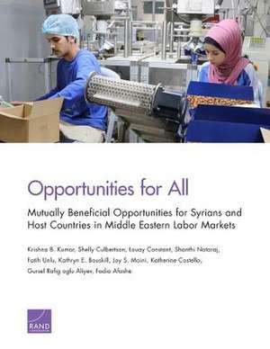 OPPORTUNITIES FOR ALL MUTUALLPB de Krishna B. Kumar