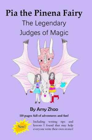 The Legendary Judges of Magic de Zhao, Amy