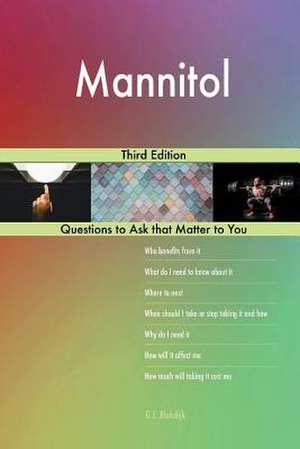 Mannitol; Third Edition de Blokdijk, G. J.