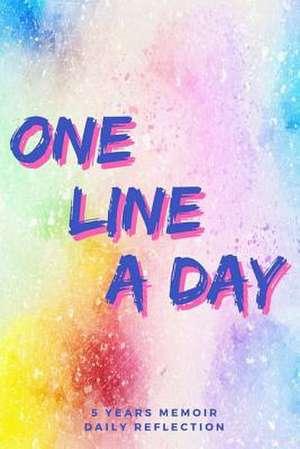 One Line a Day de Anderton, John